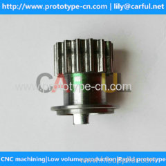 Chinese cheap OEM cnc machining | Aluminum CNC Machined Part with good quality and rich experience supplier