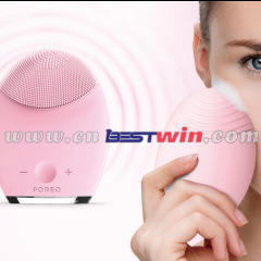 2014 newest foreo luna mini ultra sonic facial cleaner