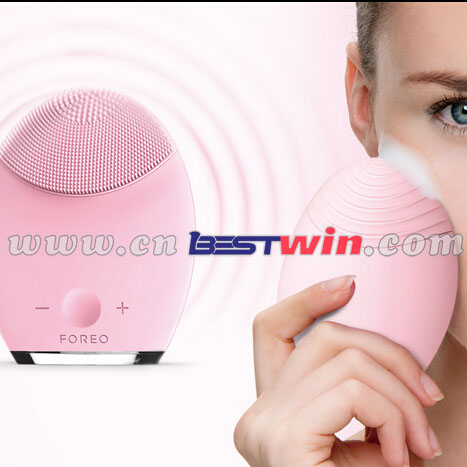 Women Cleaning Brush Variable speeds Anti-aging facial massage