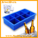 New Arrival FDA approved Silicone Custom Ice tray