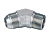Stainelss steel 45° Elbow JIC 74°cone/ BSPT male Fittings