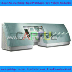 ATM Equipment precision parts manufacturing in China