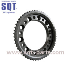 HD800-7 Track Ring Gear Disk for Excavator Final Drive