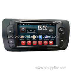 Wholesale Android 6.0 Car Navigation System VolksWagen Seat 2013 Support DVD Radio GPS TV Bluetooth