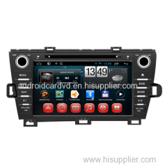 OEM Autoradio Android 2 Din DVD Player for Toyota Puris HD Digital Display Car Video Multimedia System