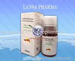 Artemether Lumefantrine Oral Suspension