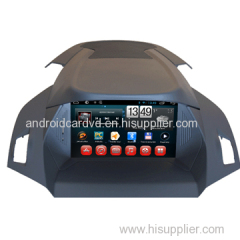 Wholesale In Car TV Dvd Player Multimedia Navigation Ford Kuga 2014 (European version / Russian)