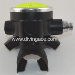 prefessional diving regulator/2nd stage regulator with high pressure hose