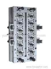 12-cavities Injection preform mould