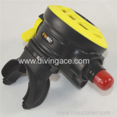 second stage scuba diving regulator