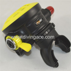 second stage adjustable scuba diving regulator