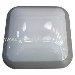 290*290mm Square Plastic 15W Led Ceiling Lamp