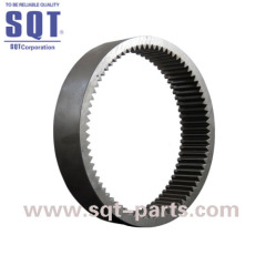pc200-7 travel ring gear for excavator travel reducer 20Y-27-22151