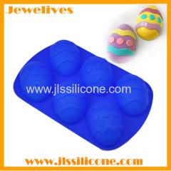 silicone cake mold egg shape