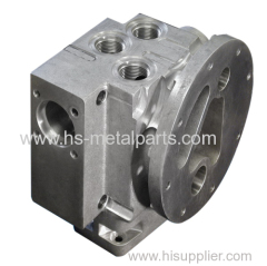Auto machine aluminum casting parts