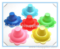 Hawaii shaved ice flower cup supplier factory