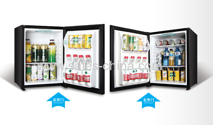 28l Volume Absorption Refrigerator For Hotel Min Bar With