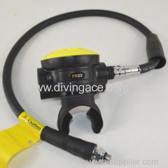 New professional Balanced 2nd stage scuba regulator supplier