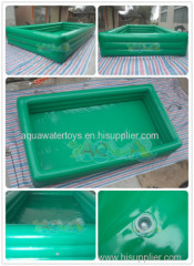 Green Inflatable Swimming Pool