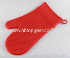 Durable kitchen Silicone heat resistant Oven Glove