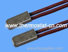 bimetallic motor thermal protector BH-A1D
