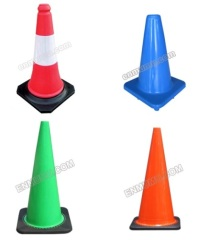 traffic cone for roadway safety