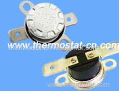 bimetallic thermal switch ksd201