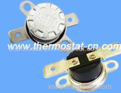 bimetallic thermal switch ksd201