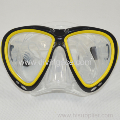 New product silicome diving goggles/diving mask
