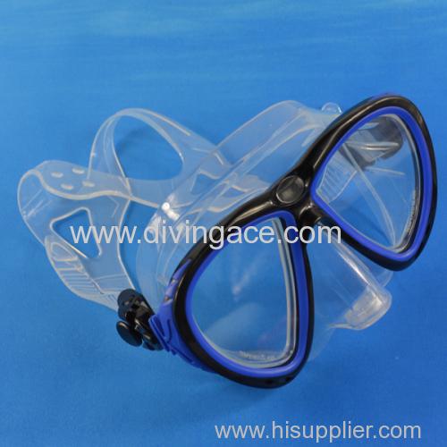Professional diving goggles/scuba diving equipment