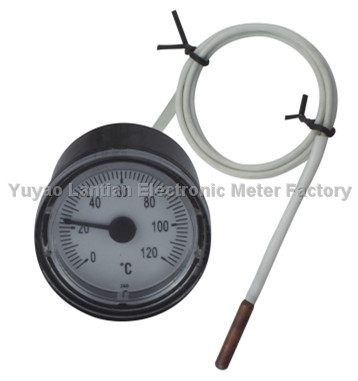 Bimetal Pipe Thermometer
