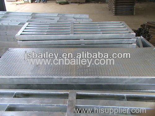 Bailey Steel Bridge Deck