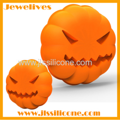 pumpkin shaped silicone cake mould for halloween