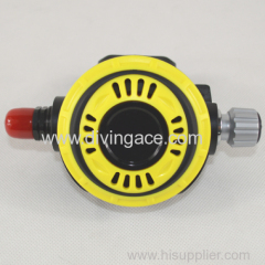 2nd stage adjustable scuba diving regulator