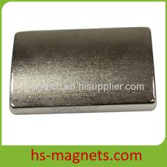 Arc Neodymium Permanent Magnet