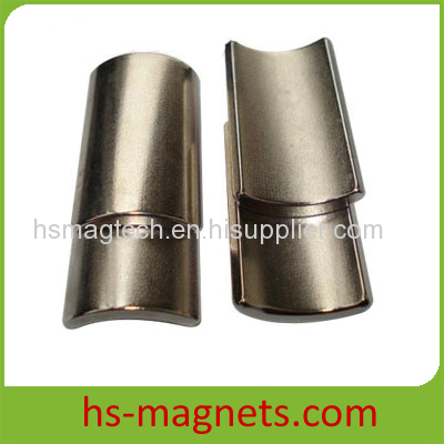 sintered NdFeB ARC magnet