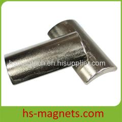 Arc NdFeB Permanent Magnet