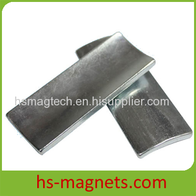 Magnetic Segment Sintered Neodymium-Iron-Boron