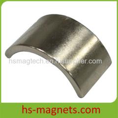 Motor Neodymium Segment Magnets