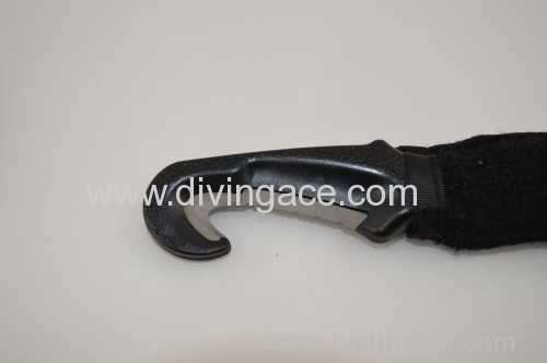 military survival diving knife for sale/titanium knife set/scuba dive