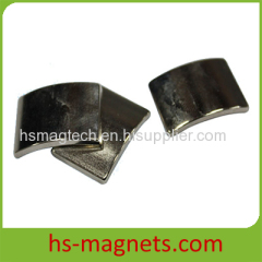 Motor Permanent Arc Magnets