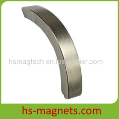 Sintered Motor Permanent Arc Magnets