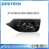 ZESTECH wholesale car gps for Kia Ceed 2 din car dvd in car entertainment for Kia Ceed 2013