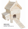 Wooden house for chicken