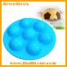silicone soccer shape ice cube tray china