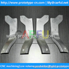 high precision aluminum parts cnc custom machining for automation equipment supplier and maker in China