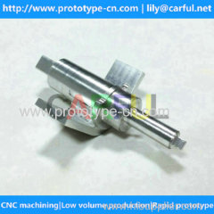the lastest automation equipment spare parts for cnc machining made in China maker