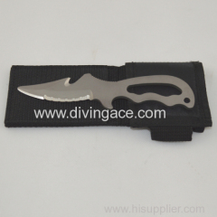 diving scuba diving hunting knife
