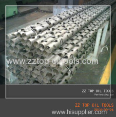 API Perforating gun for horizontal well