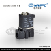 air pneumatic water gas oil plastic mini solenoid valve
